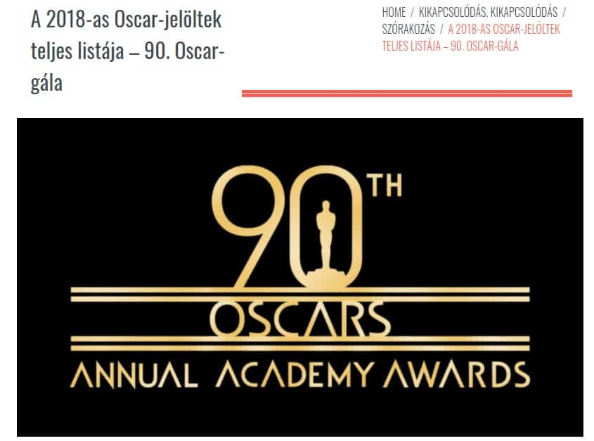 oscar-jelöltek-listaja-90-2018